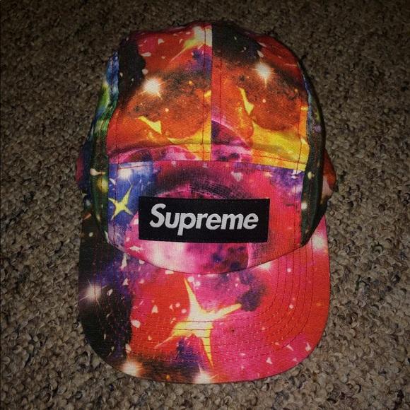 fefdb9b4ac9 Supreme Galaxy Hat. M 5c0b35ac2e1478dc7ad4915d